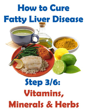 natural herbs to heal sickly liver