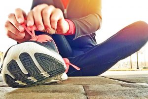 exercise shoe pixabay