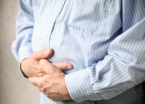 fatty liver disease pain
